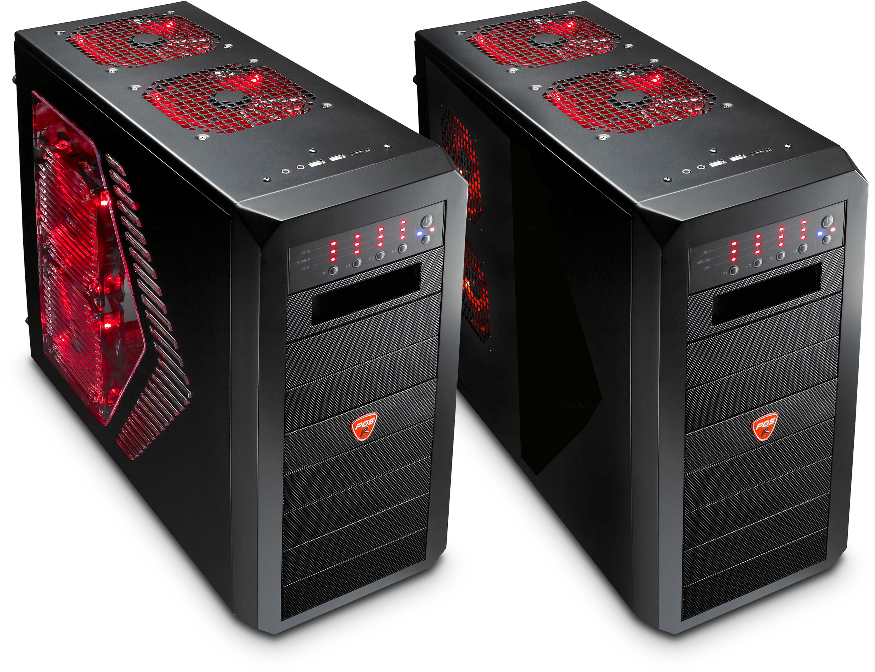 Aerocool Rs 9 Professional Series Computer Cases