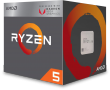 Ryzen 5 2400GE 3.2GHz 35W 4C/8T AM4 APU with Radeon Vega 11 Graphics