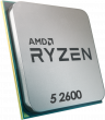 Ryzen 5 2600 3.4GHz 65W 6C/12T 16MB Cache AM4 CPU