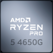 AMD Ryzen 5 PRO 4650G 3.7GHz 6C/12T 65W AM4 APU with Radeon Graphics
