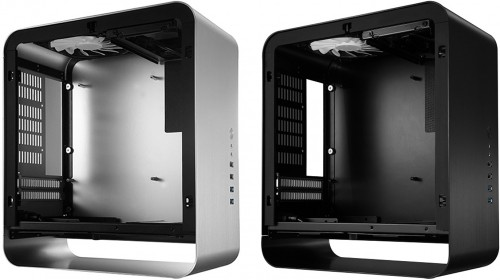 Internal view of the standard UMX1 (Black and Silver)