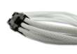 Gelid White Braided 6-pin PCI-E Extension