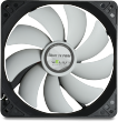 Gelid Silent 14 PWM, 140mm PWM Quiet Cooling Fan