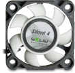 Silent 4, 40mm Quiet Case Fan