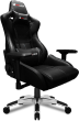 Warlord Templar Gaming Chair, Black