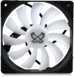 Kaze Flex 120mm PWM RGB 1800 RPM Quiet Case Fan