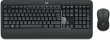Logitech MK540 Advanced Wireless Desktop Keyboard and Optical Mouse