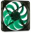 Nanoxia Deep Silence 120mm PWM Ultra-Quiet PC Fan, 650-1500 RPM