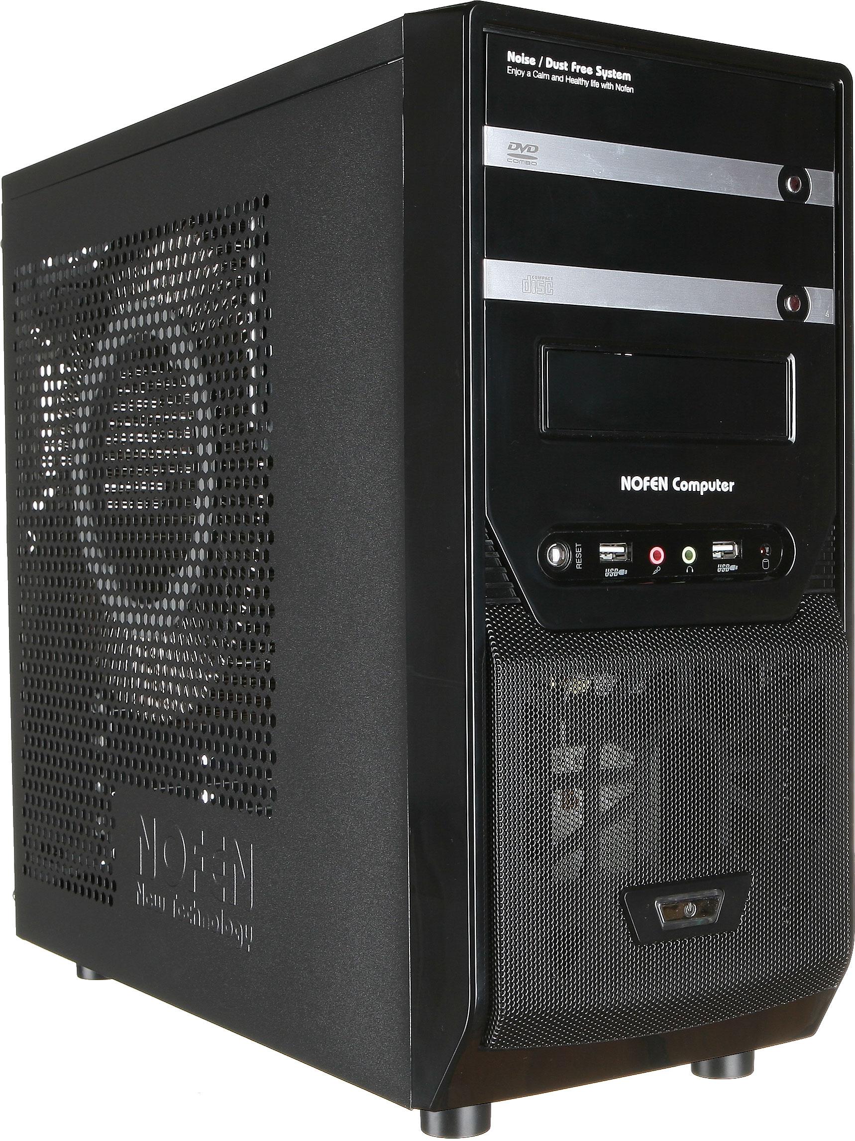 SET-A40 Fanless Bundle: CS-30 Case, 400W PSU and CPU Cooler