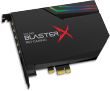 Creative Sound BlasterX AE-5 RGB PCIe Gaming Soundcard