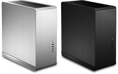 Nofan A890S Silent Desktop with solid sides