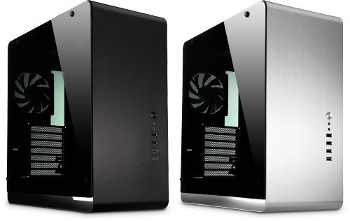 Nofan A890S Silent Desktop with windowed sides