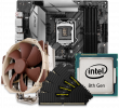 Intel 10th Gen CPU and micro-ATX Motherboard Bundle