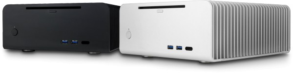 Sentinel Fanless with optical drive (OD)