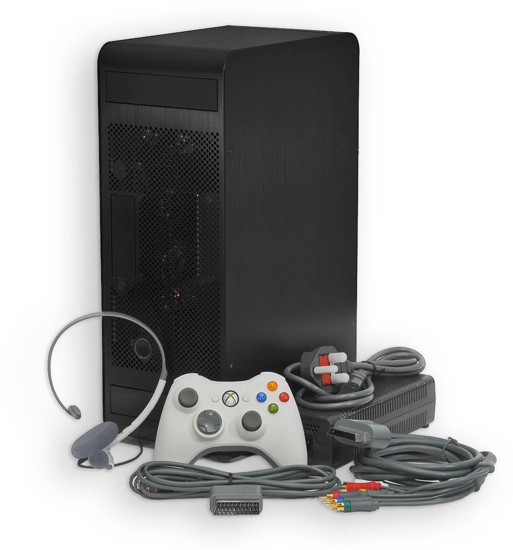 Ultra-Quiet Xbox 360 Premium Xbox 360 Premium